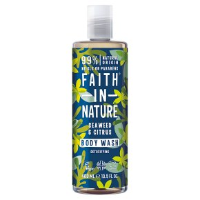 Faith in Nature Seaweed Body Wash