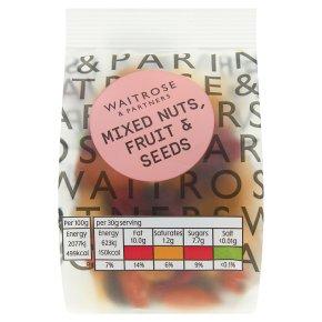 Waitrose LoveLife Nuts, Fruit & Seeds