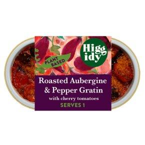 Higgidy Aubergine & Pepper Gratin