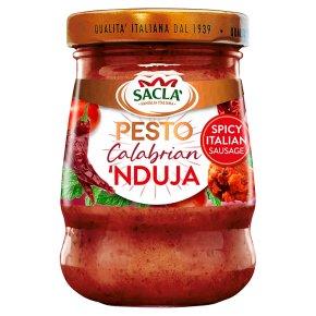 Sacla' Italia Nduja Pesto