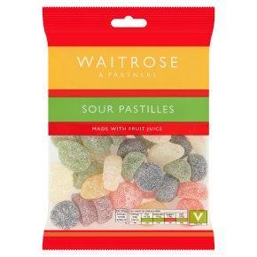 Waitrose Sour Pastilles