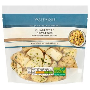 Waitrose Seasoned Charlotte Potatoes