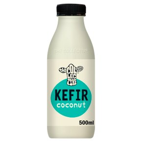 The Collective Coconut Kefir Cultured Drink