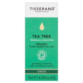 Tisserand Tea Tree Organic Essential Oil