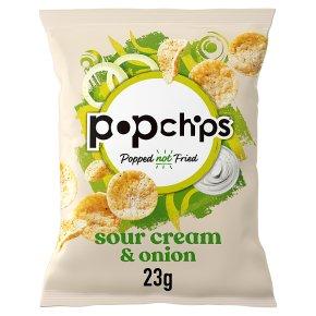 Popchips Sour Cream & Onion