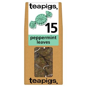 Teapigs Peppermint Leaves 15 Tea Temples