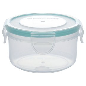 Waitrose Cooking Seal & Store Round Container 180ml