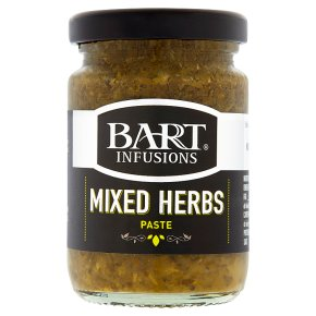 Bart Infusions mixed herbs paste