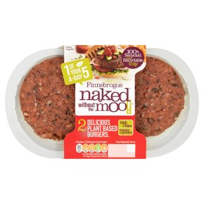 Naked Burgers Without the Moo