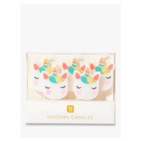 Talking Tables Unicorn Candles