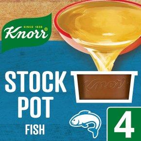 Knorr fish stock pot
