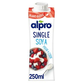 Alpro Soya Long Life Single Cream