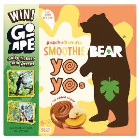 BEAR Peach & Banana Smoothie Yoyo's