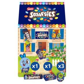 Nestlé Smarties House Easter Eggs