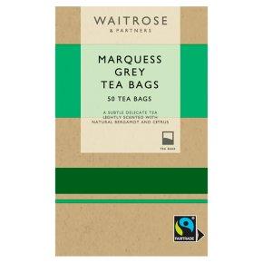Waitrose Marquess Grey 50 Tea Bags