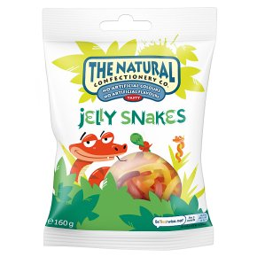 The Natural Confectionery Co. jelly snakes
