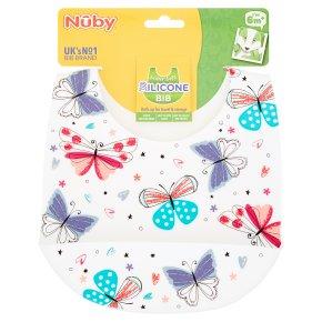 Nuby Super Soft Silicone Bib