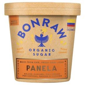 Bonraw Organic Panela Raw Dried Cane Sugar