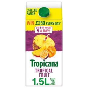 Tropicana Tropical Fruit Juice