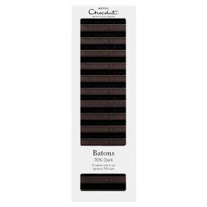 Hotel Chocolat Batons 70% Dark