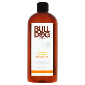 Bulldog Lemon & Bergamot Shower Gel