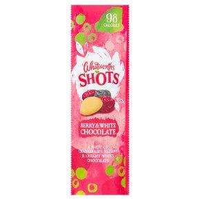Whitworths Shots Berry & White Chocolate