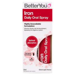 Better You Iron Spray