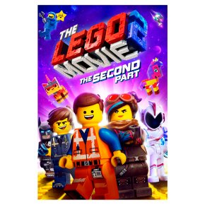 DVD The Lego Movie The Second Part