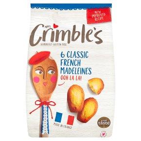 Mrs Crimble 6 Classic Madeleine