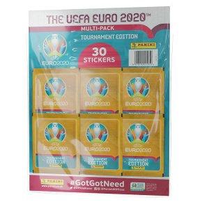 EURO 2020 Stickers Multi Pack