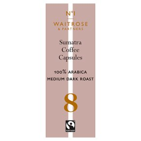 No.1 Sumatra Coffee Capsules 10s