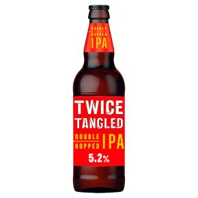 Badger Twice Tangled IPA