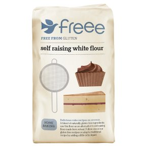 Freee by Doves Farm Free From Gluten Self Raising Flour