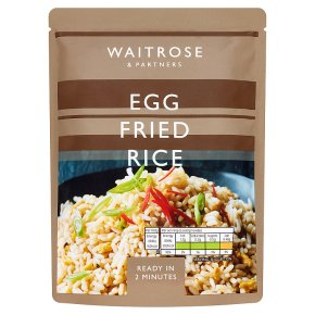 Waitrose Egg Fried Rice