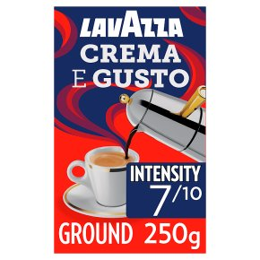 Lavazza Crema E Gusto Classico Ground Coffee