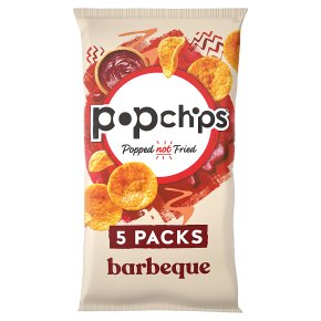 Popchips Barbeque