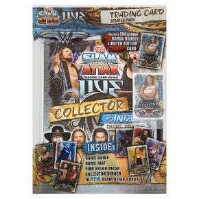 WWE Slam Attax Live Starterpack