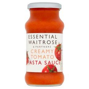 Essential Creamy Tomato Pasta Bake