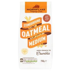 Mornflake Stoneground Oatmeal Medium