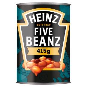 Heinz five beanz