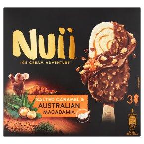 Nuii Salted Caramel & Australian Macadamia
