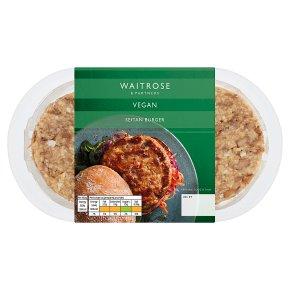 Waitrose Vegan Seitan Burger