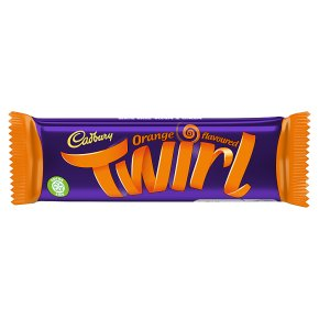 Twirl Orange