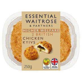 Essential 2 British Chicken Kievs