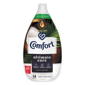 Comfort Deluxe Fabric Conditioner Coconut