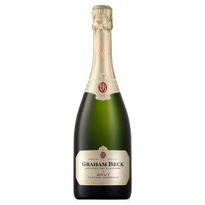 Graham Beck Chardonnay/ Pinot Noir Brut NV South Africa