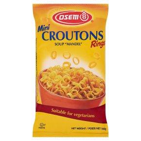 Osem Mini Croutons Soup Rings