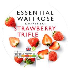 Essential Strawberry Trifle