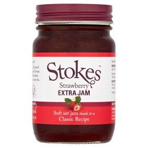 Stokes Extra Jam Strawberry