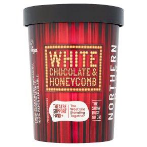 Northern Bloc White Chocolate & Honeycomb